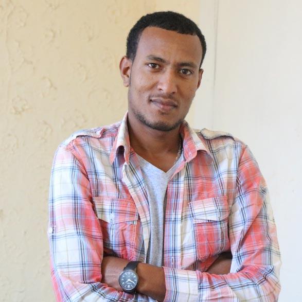 Kasahun Tahone MSD Student
